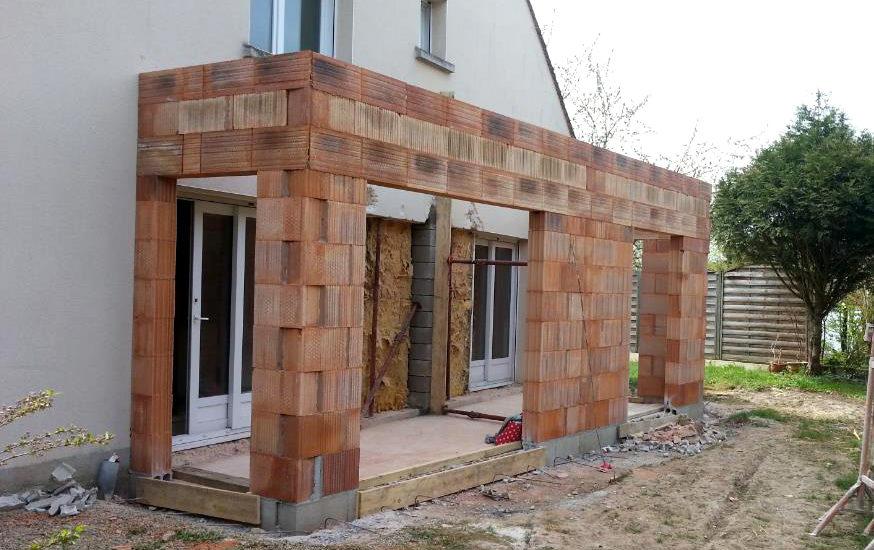 architecture Constantin extension de maison