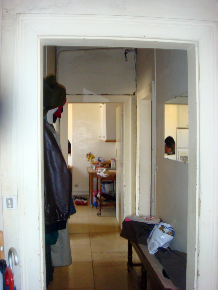 renovation maison AVANT